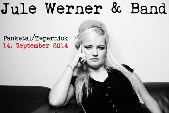 Aktuelles - Jule Werner - New Rock´n & Soul