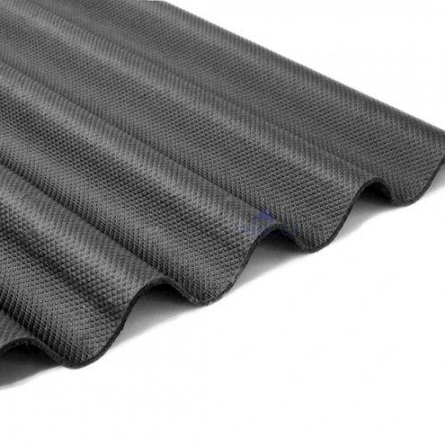 Black Corrugated Bitumen Roofing Sheets 950 X 2000mm In 2020 Corrugated Roofing Roofing Sheets Bitumen Roof