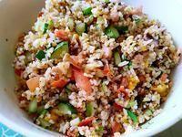 海鮮蔬菜炒飯