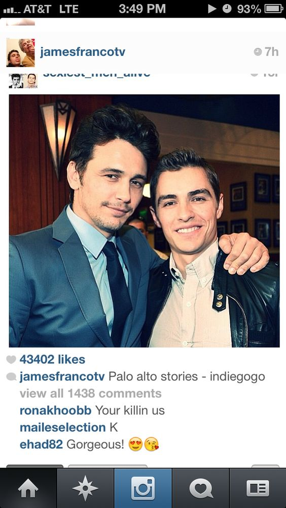 Could the Francos be any hotter?