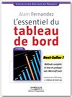 Check out 'L'essentiel du tableau de bord' on OverDrive: