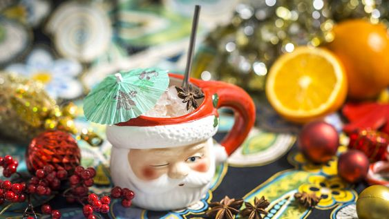 Surfing Santas and tiki drinks in Santa mugs are the tip of the iceberg, folks. Chicago's bars are going all out decking the halls for the holiday season.