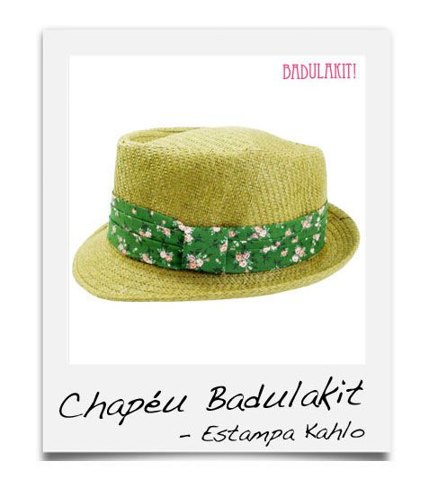 Chapéu Badulakit R$48.00