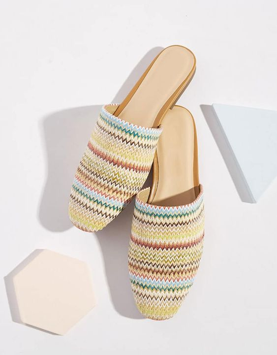 Unique Summer  Flat  Sandals