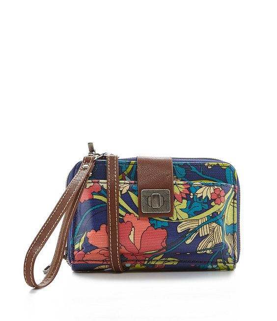 Sakroots Artist Circle Print Smartphone Cross-Body Bag   Dillards.com