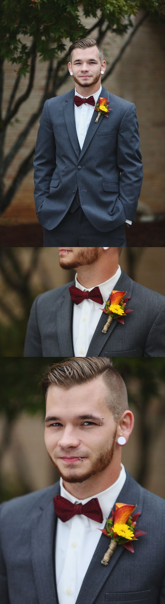 Groom Photos | Pinson Alabama Wedding | Alabama Wedding Photography | Smith Squared Photography