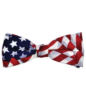 Stars & Stripes Bow Tie for the Gents and Ladies