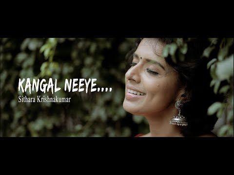 Kangal Neeye G V Prakash Kumar Cover By Sithara Krishnakumar Youtube Mp3 Song Download Mp3 Song G V Prakash Kumar