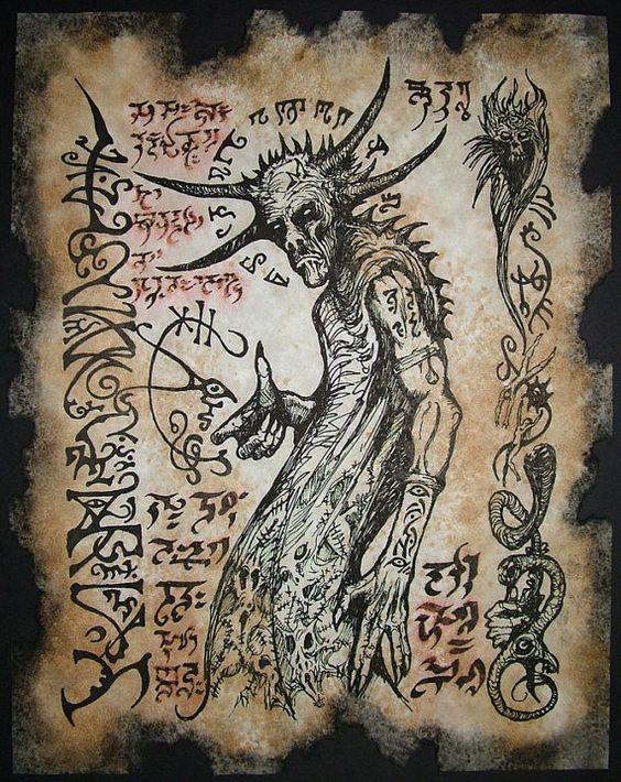 El Necronomicón,un libro salido de los infiernos 500fbee6d5204c2c254acc87b907d65c