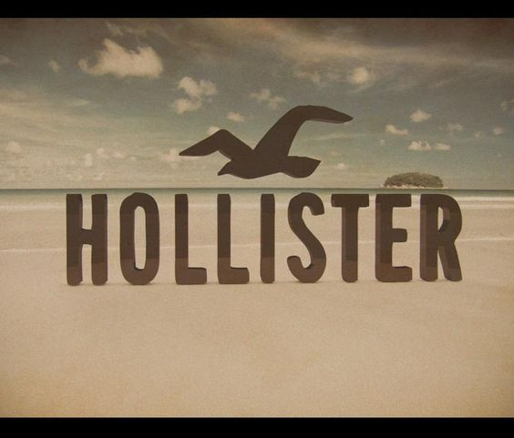 hollister logos and gift cards on pinterest