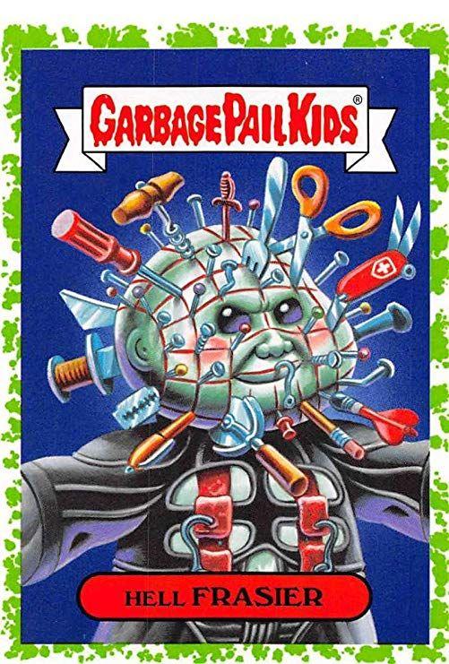 Pin On Garbage Pail Kids