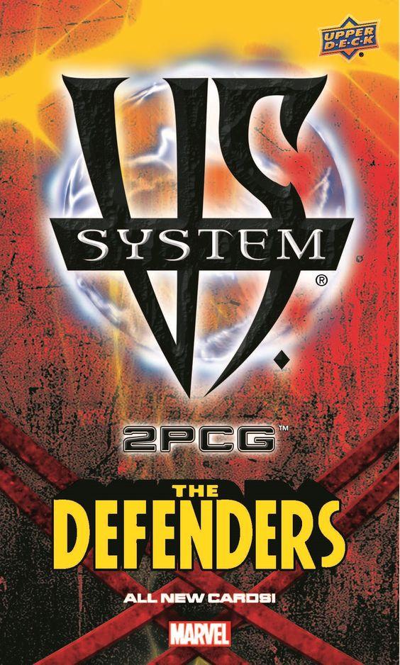 VS System: Marvel Defenders Expansion