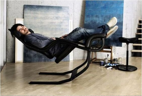 gravity chair