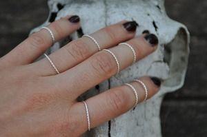 Destiny Sterling Silver Ring