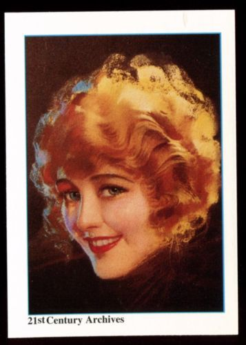 MARY-PICKFORD-Rolf-Armstrong-Illustration-21st-Century-Archives-Card