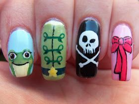 Meg's Manicures: Disney Series: The Princess and the Frog