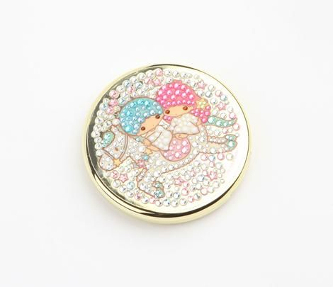 Little Twin Stars Compact Mirror: Sparkle