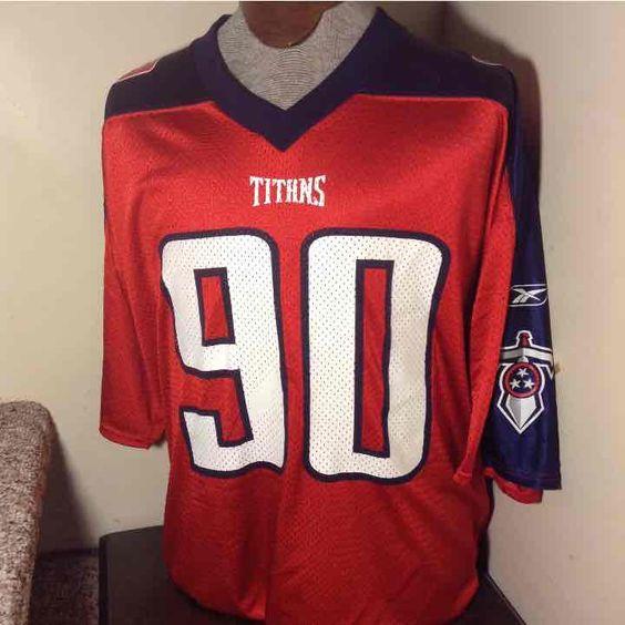 EXC+ Titans Kearse Jersey NFL Reebok