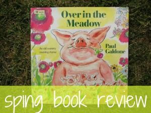 Book review...spring children's books