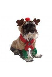 Disfraz Navideño para Perro DoggieDoor Disfraz de Reno