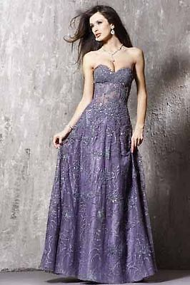 Details about Jovani 14913A Prom Dress Lavender Evening Gown FREE ...