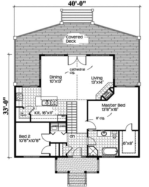 Floors boys and dream houses on pinterest for Great small house plans