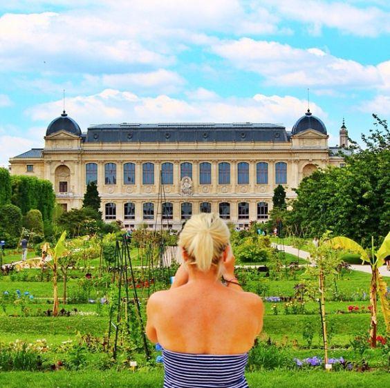 Jardin des plantes - Expresso Paris