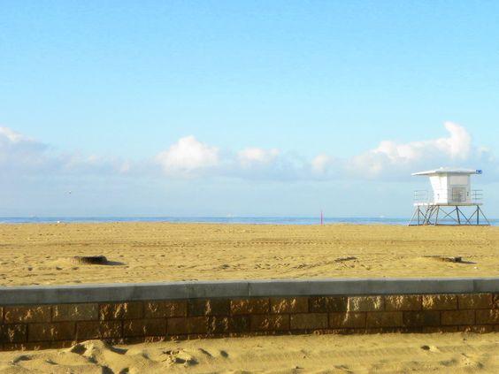 Huntington Beach- Part of a great summer adventure♥