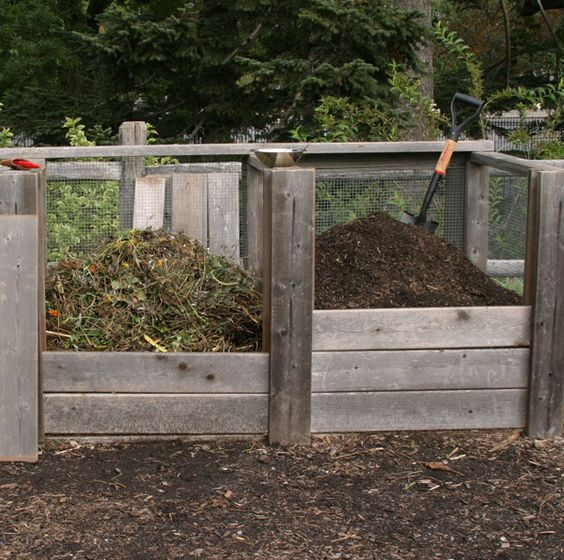 Diy Compost Bin Apartment: Composting Turns Kitchen And Yard Scraps Into A Marvelous