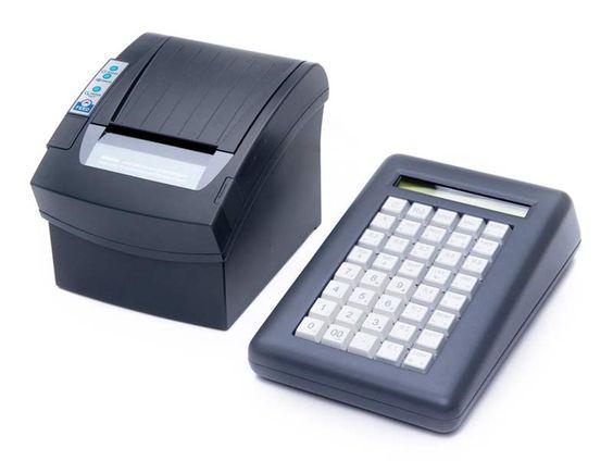 Registratore di cassa fiscale E.D.IT SF-EP80