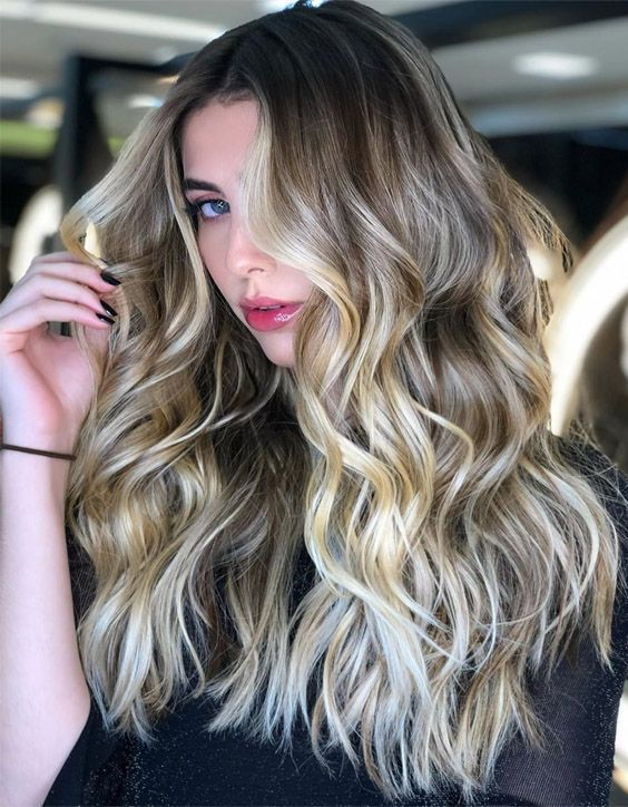 Awesome Hair Color Highlights For Blonde Girls In 2020 In 2020 Balayage Hair Hair Color Highlights Hair Color Shades