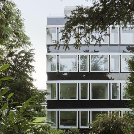 Max Dudler Architekt - Liechtensteinische Landesbank Zürich