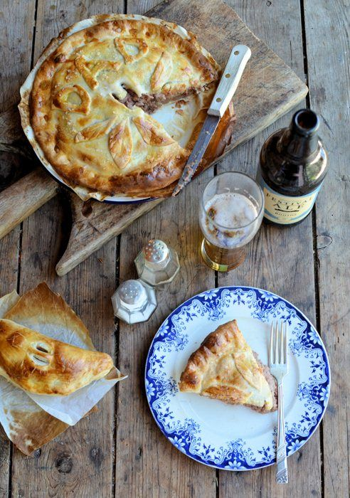 Corned Beef and Potato Pie by Karen Burns-Booth