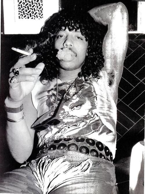 "James Ambrose ""Rick James"" Johnson, Jr. February 1, 1948 – August 6, 2004"