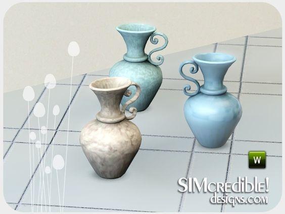Bathroom Jug simcredible!'s coastal bathroom - jug | the sims 3 cc decor