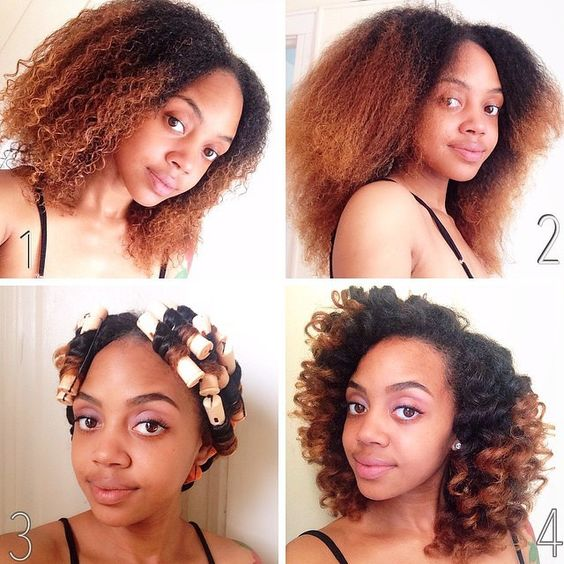 Natural Hairstyles for the Workplace - ChryssVI