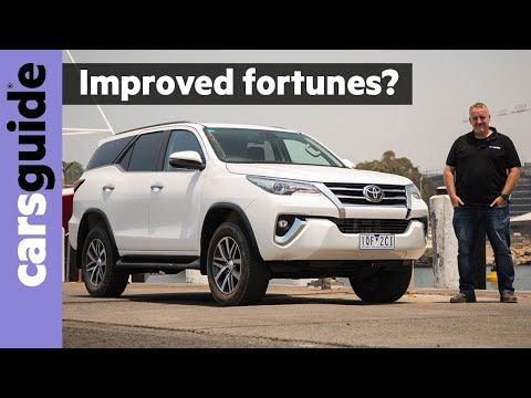 Video Toyota Fortuner 2020 Review Toyota Fortuner Offroad