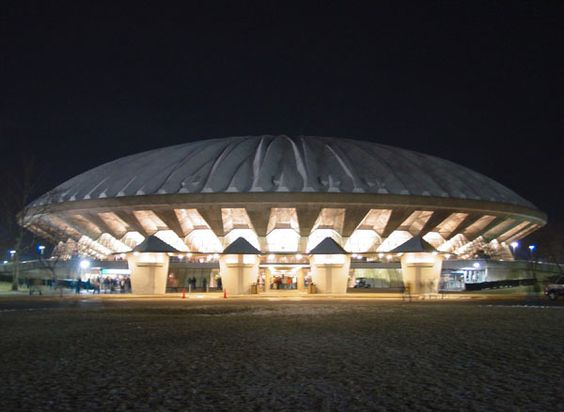 Assembly Hall, Champaign, IL