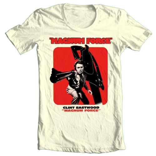 Magnum-Force-T-shirt-Clint-Eastwood-Dirty-Harry-70s-retro-80s-tees-shirt-punk