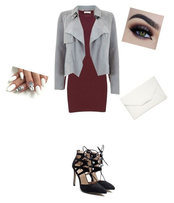 """""""Untitled #35"""" by amorgarcia on Polyvore featuring beauty, A.L.C., Mint Velvet and Style & Co."""