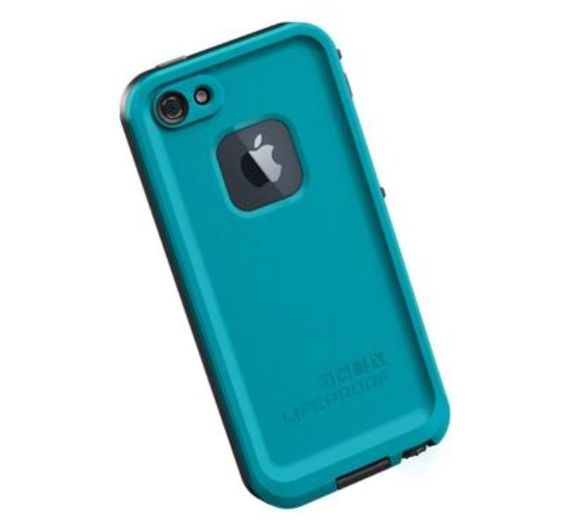 Teal blue iPhone life proof case~only for iphone 6