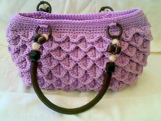 Sweet Purple Handbag