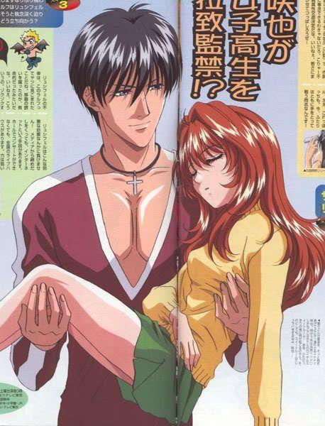 Sakuya and Aine ~Kaikan Phrase~ | Kaikan Phrase | Pinterest