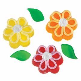 flower jello