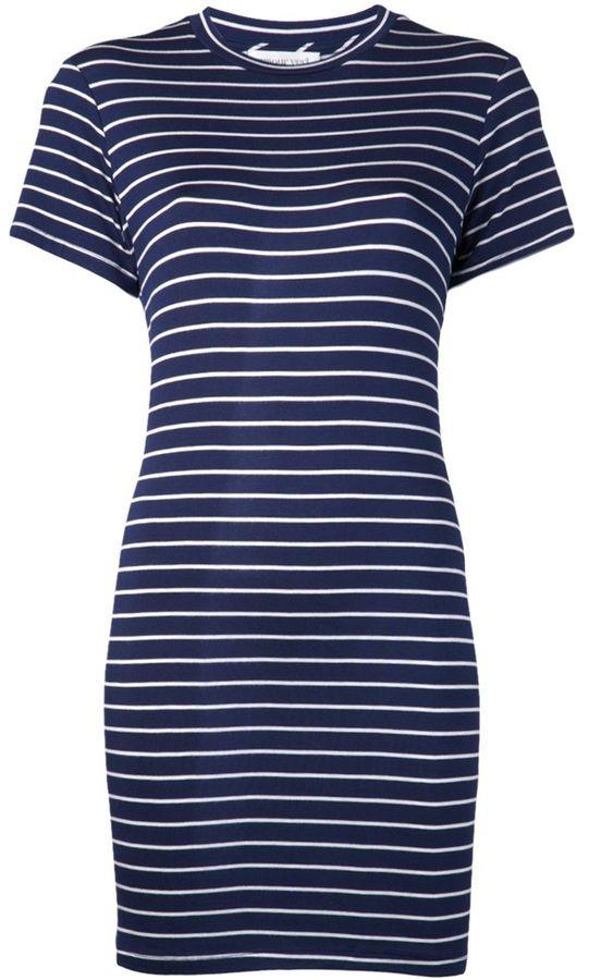 farfetch.com Amour Vert 'Brigette' t-shirt dress on shopstyle.com