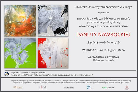 Danuta Nawrocka wystawa