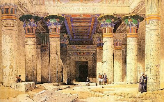 History of Ancient Egyptian Architecture