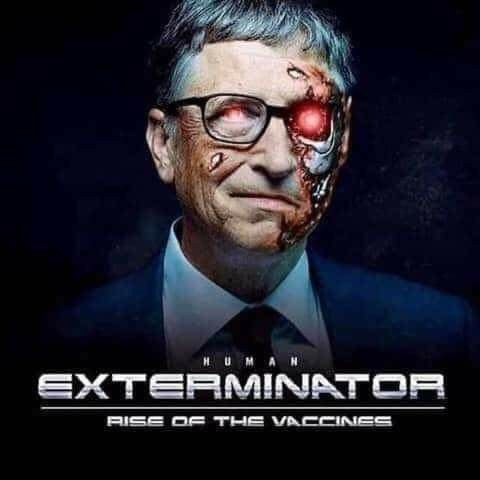 Image result for bill gates vaccine jokes