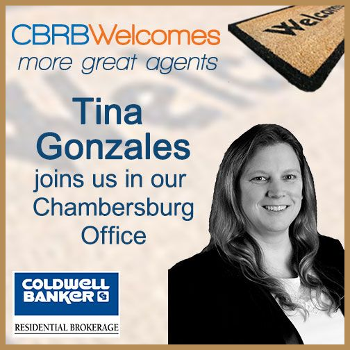Tina Gonzales has affiliated with our Chambersburg office!