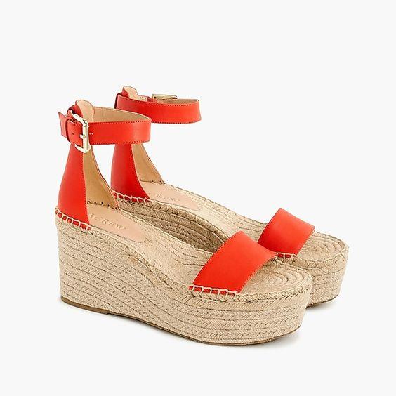 Adorable Platform Sandals